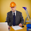 Engineer in office — Stock Photo #70876353