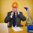 Engineer in office — Stock Photo #70876545