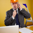 Engineer in office — Stock Photo #70876641