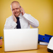 Engineer in office — Stock Photo #70912569