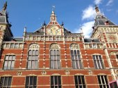 Ansterdam — Stock Photo