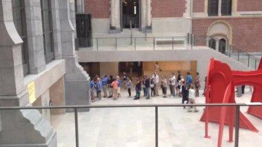 Rijksmuseum Amsterdam — Stock Video