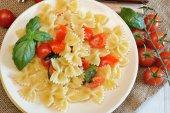 Farfalle pasta — Stock Photo