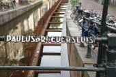 Paulus Broeder bridge — Stock Photo