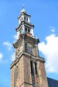 Westerkerk church — Foto de Stock