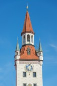 Altes Rathaus — Stock Photo