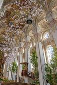 S.Peter church, Munich — Stock Photo
