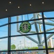 Starbucks Amsterdam — Stock Photo #56334347