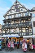 View of Strasbourg - France — Foto Stock