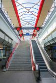 Station Sloterdijk - Amsterdam — Stockfoto