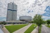 BMW Welt of Muniche — Stock Photo