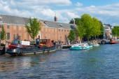 Amsterdam city — Stock Photo