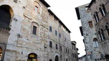 San Gimignano , Italy — Stock Video