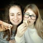 Two girl — Stock Photo #60711307