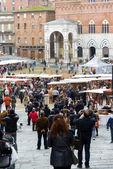 Siena, Italy — Fotografia Stock