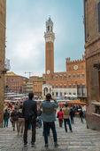 Siena, Italy — Stock Photo