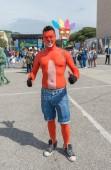 Comicon 2015 - public event — Stock Photo