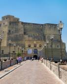 Naples, Italy, castel dell'Ovo — Stock Photo