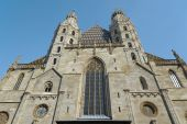 St. Stephen's Cathedral - Vienna — Stock Photo