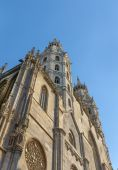St. Stephan's Cathedral - Vienna — Stock Photo