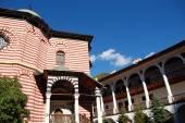 Monastery of St John Rilski, Rila Mountain, Bulgaria — Stock Photo