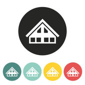 House icon. — Stock Vector