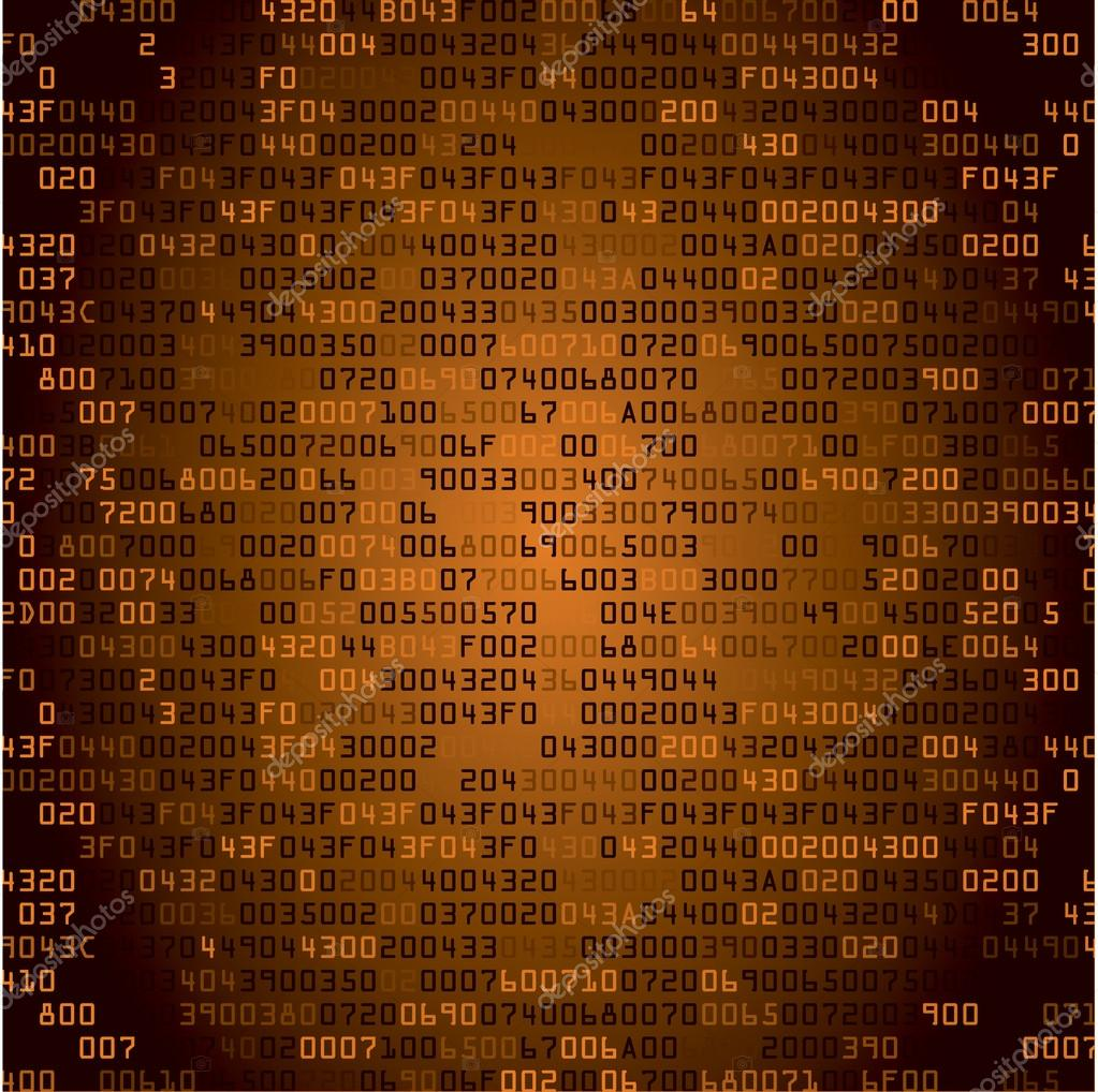 Gold security background with HEX-code — Stock Vector © orelphoto2 ...