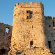Castle in ruins located in Spain — Stock Photo #68691893