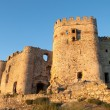 Castle in ruins located in Spain — Stock Photo #68694047