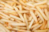 French fries for wallpaper — Stock Photo