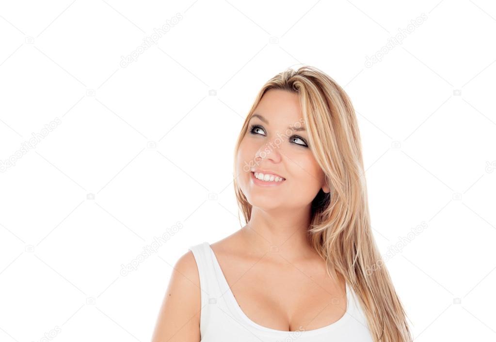видео милая девочка блондинка эротика