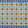 Traditional Portuguese tiles — Stock Photo #52270423