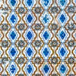 Traditional Portuguese tiles — Stock Photo #55057403