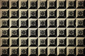 Vintage azulejos — 图库照片