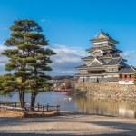 Matsumoto castle — Stock Photo #62686541