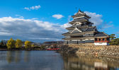 Matsumoto castle of Japan — Stock Photo