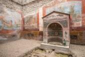 Interior of Casa della Fontana Piccola — Stock Photo
