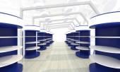 Storage room — 图库照片