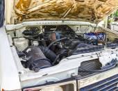 Auto motor — Stock fotografie