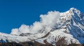 Mountains in Himalaya — Stock Photo