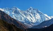 ヒマラヤの山の風景 — ストック写真