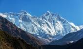 Berglandschap in Himalaya — Stockfoto