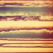 抽象的な背景、古いビネット枠 — ストック写真