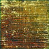 Modèle abstrait sur fond texturé, vintage, avec des taches de grunge — Photo