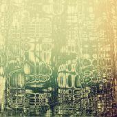 Textura de grunge de envelhecimento, antiga ilustração — Fotografia Stock