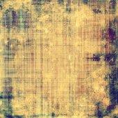 Aging grunge texture, old illustration — Stock Photo