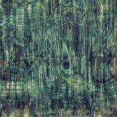 織り目加工の古いパターンの背景として — ストック写真