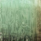 Ancien style détaillé texture - fond rétro avec espace pour du texte ou d'image — Photo