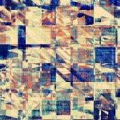 Fondo retro con textura grunge — Foto de Stock