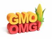 GMO genetically modified food — ストック写真